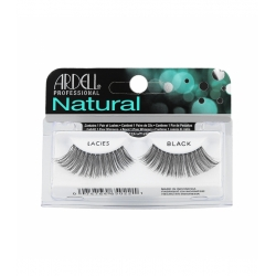 ARDELL PROFESSIONAL Natural Lacies Black eyelashes