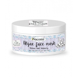NACOMI Redness relief blueberry algae face mask 42g