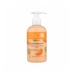 CND Scentsation Tangerine & Lemongrass hand and body lotion 245ml