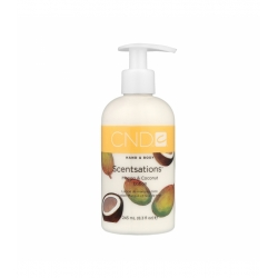 CND Scentsation Mango & Coconut hand and body lotion 245ml
