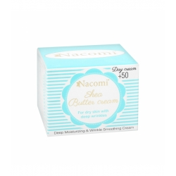 NACOMI Shea butter day cream 50+ 50ml
