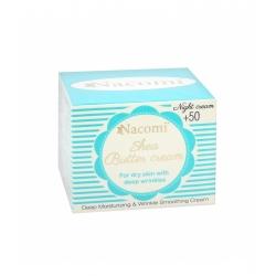 NACOMI Shea butter night cream 50+ 50ml