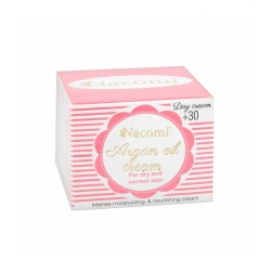 NACOMI Argan oil day cream 30+ 50ml