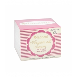 NACOMI Argan oil night cream 30+ 50ml