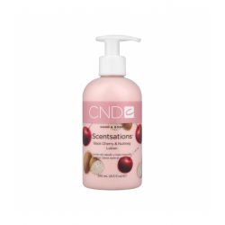 CND Scentsation Black Cherry & Nutmeg hand and body lotion 245ml