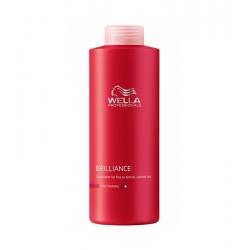 Wella Professionals Brilliance Fine/Normal Conditioner for fine to normal colored hair 1000 ml