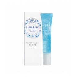 LUMENE LAHDE Pure Dew Drops hydrating eye gel 15ml