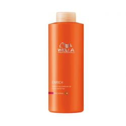 Wella Professionals Enrich Fine/Normal Moisturizing Conditioner for fine to normal hair 1000 ml