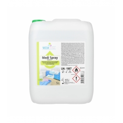 MEDISEPT MEDI-LINE Medi Spray for cleaning and surface disinfection 5000ml