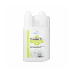 MEDISEPT MEDI-LINE Quatrodes One cleaning and disinfecting concentrate 1000ml