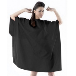 Labor Pro Professional Black Hairdressing Cape