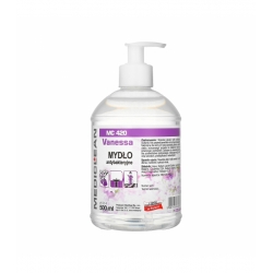 MEDISEPT MEDICLEAN MC 420 Vanessa Antibacterial hand soap 500ml