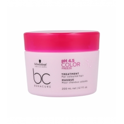 SCHWARZKOPF PROFESSIONAL BC BONACURE COLOR FREEZE Treatment mask 200ml