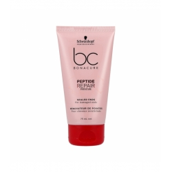 SCHWARZKOPF PROFESSIONAL BC BONACURE REPAIR RESCUE Sealed ends for damaged hair 75ml