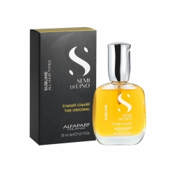 ALFAPARF SEMI DI LINO SUBLIME Cristalli Liquidi hair oil 30ml