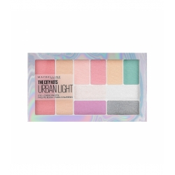 MAYBELLINE THE CITY KITS Urban Light Eye & cheek palette 12g