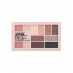 MAYBELLINE THE CITY KITS Pink Edge Eye & cheek palette 12g