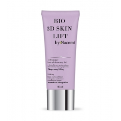 NACOMI BIO 3D LIFT Lifting face cocktail 3in1 85ml