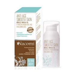 NACOMI Anti Age Smooth skin day cream 40+ 50ml