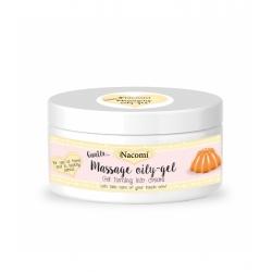 NACOMI Massage oily-gel hand scrub 100g