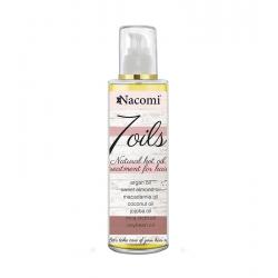 NACOMI 7 Oils Natural hot oil hair treatment 100ml