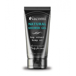 NACOMI Only For Men Natural shower gel 250ml