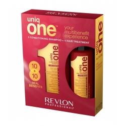 Revlon Uniq One All in One Szampon 300 ml + Odzywka 150 ml