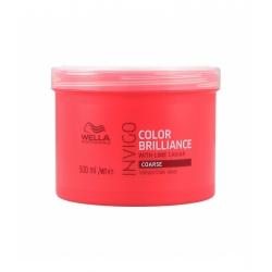 WELLA PROFESSIONALS INVIGO COLOR BRILLIANCE Vibrant color mask for coarse hair 500ml
