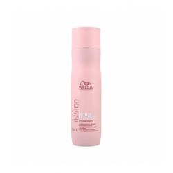 WELLA PROFESSIONALS INVIGO BLONDE RECHARGE Color refreshing shampoo Cool Blonde 250ml