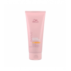 WELLA PROFESSIONALS INVIGO BLONDE RECHARGE Color refreshing conditioner Warm Blonde 200ml