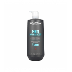 GOLDWELL Dualsenses Men Hair & Body shampoo for all hair types 1000ml