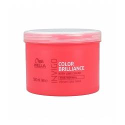 WELLA PROFESSIONALS INVIGO COLOR BRILLIANCE Vibrant color mask for fine and normal hair 500ml