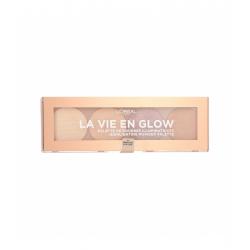 L'ORÉAL PARIS La Vie En Glow Highlighting powder palette – 01 Warm Glow 5g