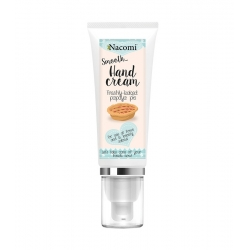 NACOMI Smooth hand cream in Freshly baked papaya pie 85ml