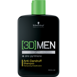 Schwarzkopf Professional [3D]Mension Anti-Dandruff Shampoo 250 ml