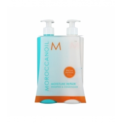 MOROCCANOIL REPAIR Hair Repair Shampoo 500ml+Conditioner 500 ml Set