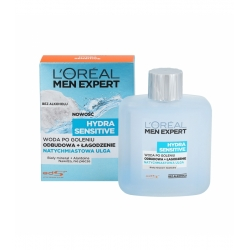 L'OREAL PARIS MEN EXPERT Hydra Sensitive non-alcoholic aftershave 100ml