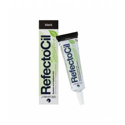 REFECTOCIL Sensitive Eyelash and eyebrow tint - black 15ml