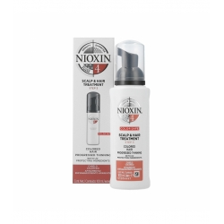 NIOXIN 3D CARE SYSTEM 4 Scalp Treatment for thicker hair 100ml