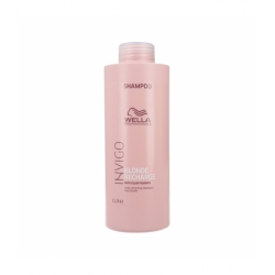 WELLA PROFESSIONALS INVIGO BLONDE RECHARGE Color refreshing shampoo Cool Blonde 1000ml