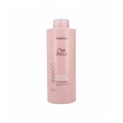 WELLA PROFESSIONALS INVIGO BLONDE RECHARGE Color refreshing shampoo Cool Blonde 1000ml