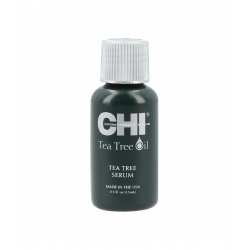 FAROUK CHI TEA TREE OIL Moisturising hair serum 15ml