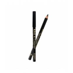 BOURJOIS Khol&Contour Eye pencil - 02 Ultra Black 1,2g