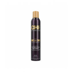 FAROUK CHI DEEP BRILLIANCE Olive & Monoi Optimum finish flexible hold hair spray 300ml