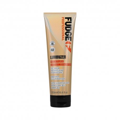 FUDGE PROFESSIONAL LUMINIZER Moisture Boost Hair Shampoo 250ml