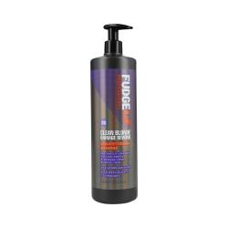 FUDGE PROFESSIONAL CLEAN BLONDE Damage Rewind Blonde Hair Shampoo 1000ml