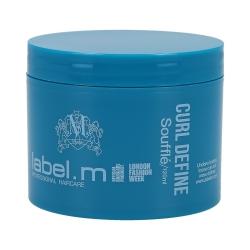 LABEL.M CURL DEFINE Souffle Cream defining curly hair 120ml