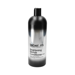 LABEL.M BRIGHTENING BLONDE Blonde hair conditioner 1000ml