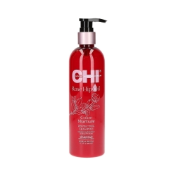 FAROUK CHI ROSE HIP OIL Protective shampoo for coloured hair 340ml