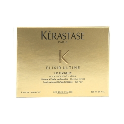 KERASTASE ELIXIR ULTIME Le Masque Shiny hair mask 200ml